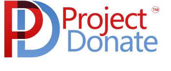 Project Donate Logo