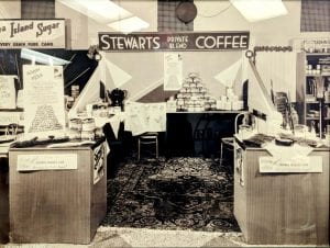 Stewarts Coffee at the World's Fair